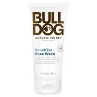 Bulldog Sensitive Face Wash for Men