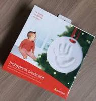 Babyprints Ornament Kit