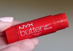 NYX Red Velvet lip balm