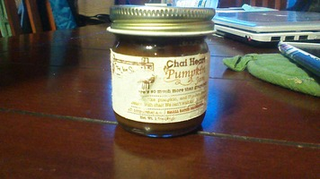 The Jam Stand - Chai Heart Pumpkin Jam