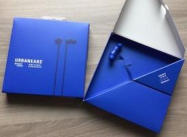 UrbanEars earbuds