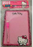 Hello Kitty Dry Erase Board & Marker Set