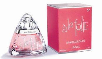 A la Folie Mauboussin Perfume