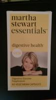 martha stewart essentials digestive health enzyme 60 vegetarian capsules