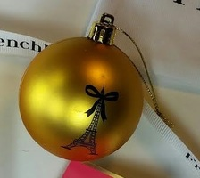Frenchbox Christmas Tree Ornament