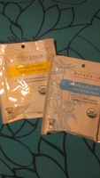 2 Aura Cacia soothing organic milk bath packets