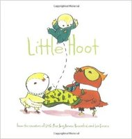 Little Hoot Hardcover Book
