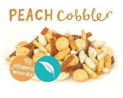 Graze Box Peach Cobbler