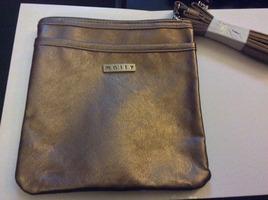 Mally Crossbody Bag in Metallic Gold