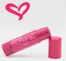 NYX Butter Lip Balm in Ladyfingers