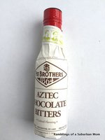 Aztec Chocolate Bitters