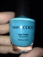 Nanacoco nail polish in surfers dream