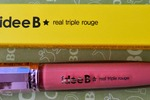 IdeeB Real Triple Rouge in Shine Pink