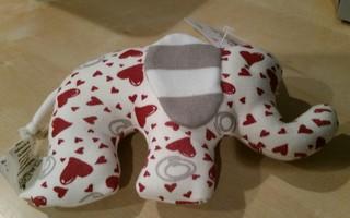 Under the Nile - Scrappy Elephant Plush