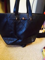 Justfab faux leather bag
