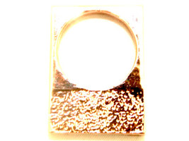 Becca Ring Gold