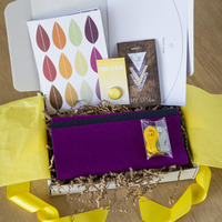 Whimseybox sewn felt accessories kit