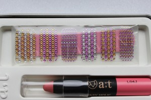 Jasoyup Tea lip & cheek designer pencil