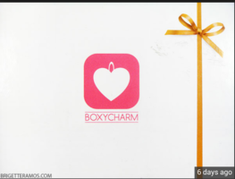 Entire January Boxycharm box
