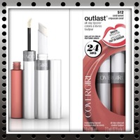 Covergirl Outlast 24 hour lipcolor in Sunset Coral