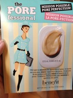Benefit The Pore-fessional