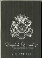English Laundry Signature