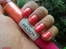 Revlon Nail Art Expressionist in Pinkasso