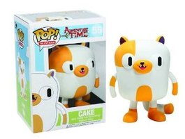 Adventure Time Funko POP Vinyl - Cake