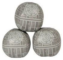 Star Wars Death Star Juggling Balls