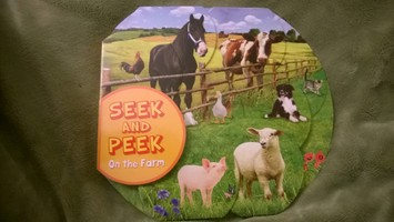 Seek and Peek on the Farm