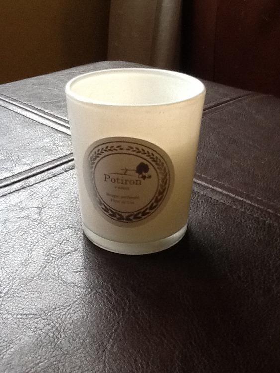 Potiron Candle