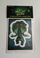 Full Mojo Rampage Downloadable Game Code and Sticker Pack