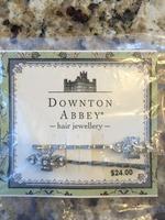 Downton Abbey Classic Edwardian Hair Jewelry Bobby Pin Set