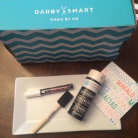 Darby Smart November 2014 DIY box