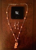 Cassie Necklace Earring Set