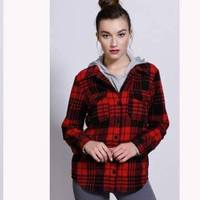 Thread & Supply Lumberjack Flannel - Golden Tote