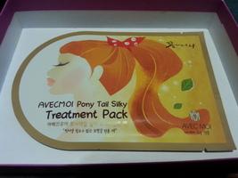 Avec moi: Pony Tail Silky Treatment Pack
