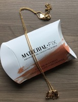 Material Fix Elephant Necklace