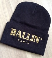 """Ballin"" Paris Hat"