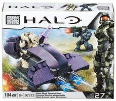 Mega Block Halo Ghost