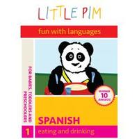 Little Pim DVD Spanish: Eating and Drinking (Disc 1)