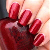 Sally Beauty FingerPaints in Romanticism Ruby