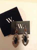 Wantables silver earrings