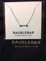 BaubleBar Mini Arrow Pendant Necklace