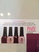 Sally Beauty Buy 1 Get 1 Free Fingerpaints Nail Color
