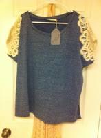 Hem & Thread Crochet Top