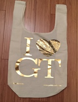 Golden Tote February Bag