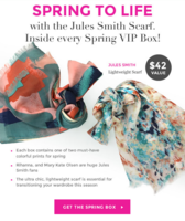 Jules Smith Scarf $42
