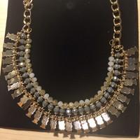 Jessie Necklace Gold