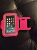 iPhone 5/5s workout sleeve holder